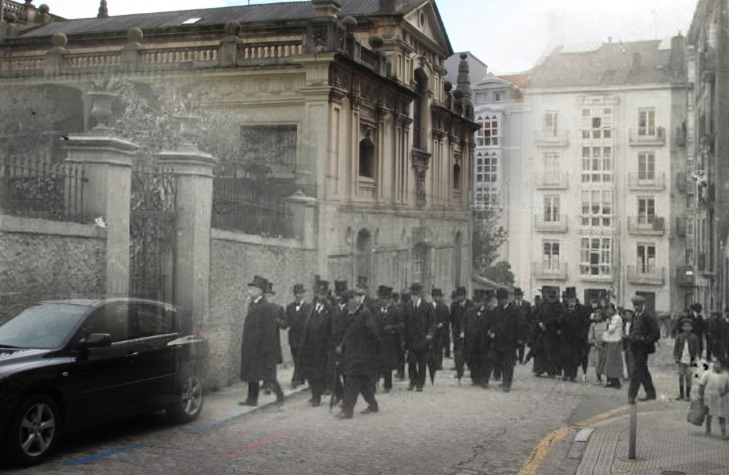 Calle Gravina, 2012/1912