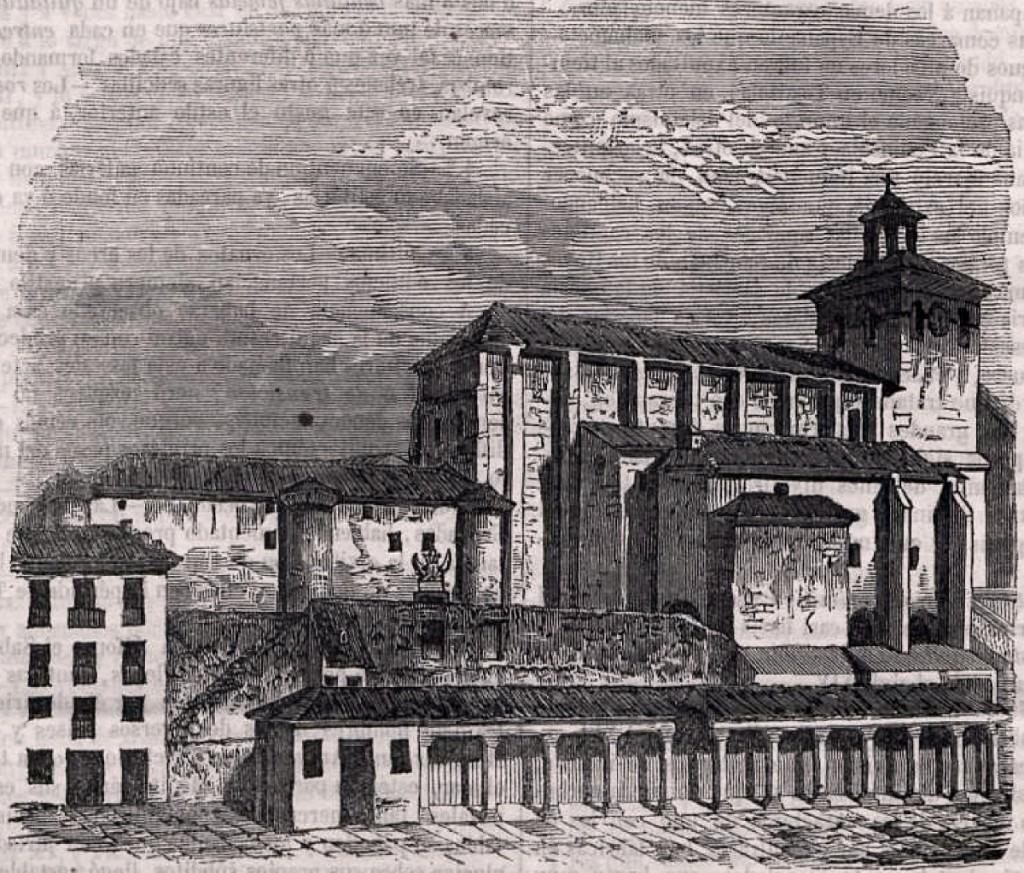 Catedral de Santander, Manuel de Assas, 1835