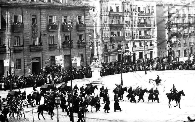 Aduana de Santander, 2 de mayo de 1908