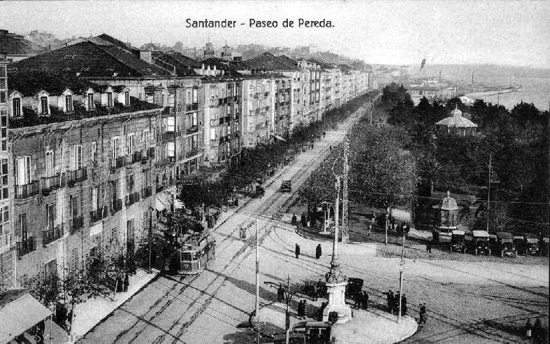 Aduana de Santander, 1923