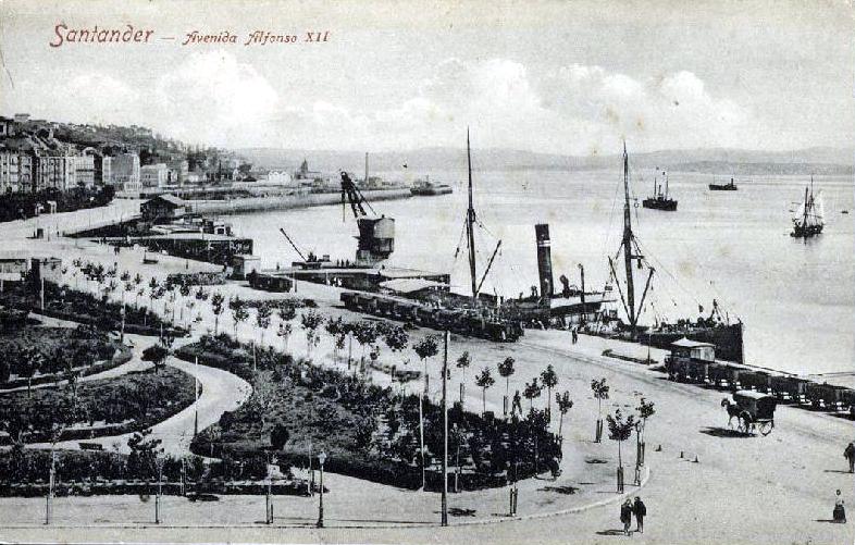 Avenida de Alfonso XII, 1906
