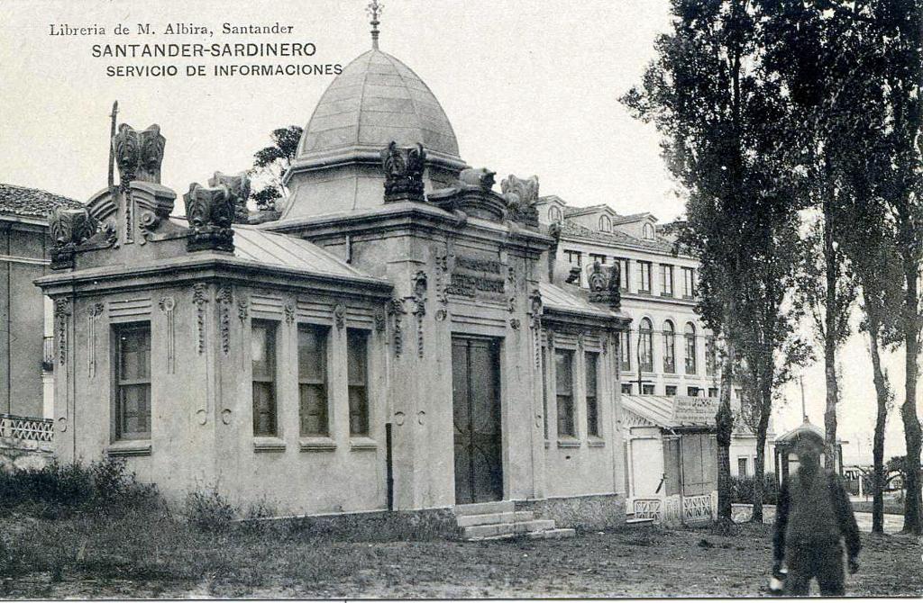 Servicio de informaciones, ca. 1920