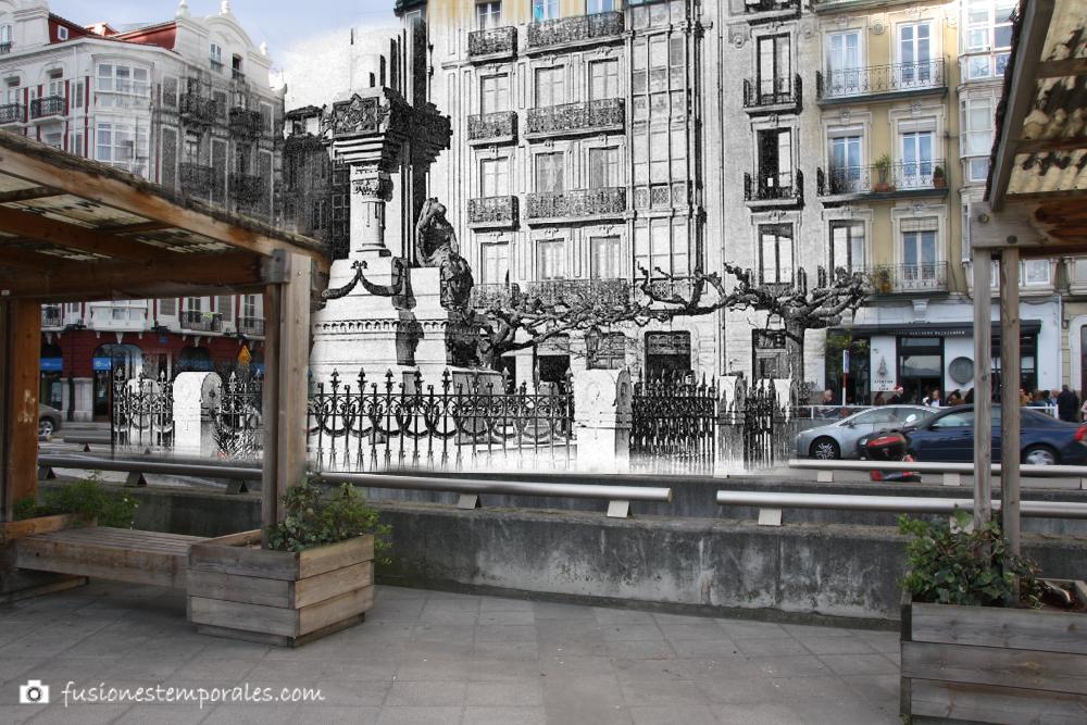 Plaza de las cachavas 1912-2012
