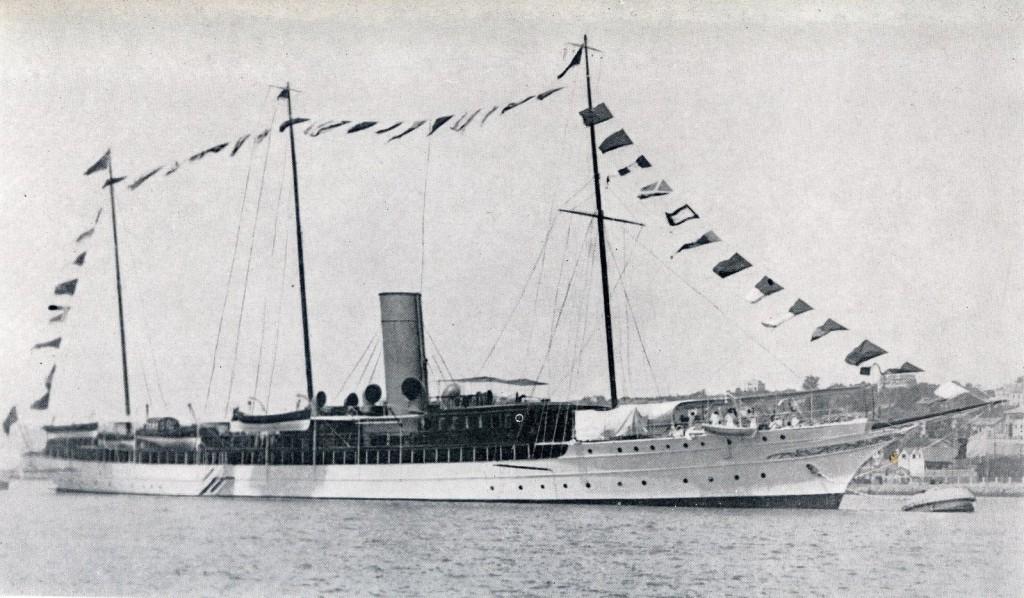 El Giralda, frente a San Martín, Santander. Ca. 1905